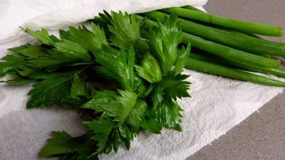 Sauté de haricots verts - 1.1