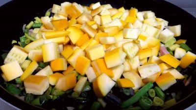 Sauté de haricots verts - 5.3
