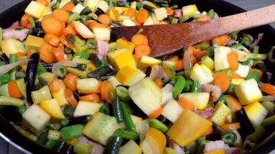 Sauté de haricots verts - 6.1