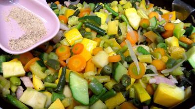 Sauté de haricots verts - 6.3