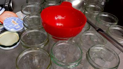 Confiture de courgettes et citrons verts - 5.1