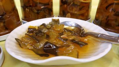 Confiture de courgettes et citrons verts - 5.3