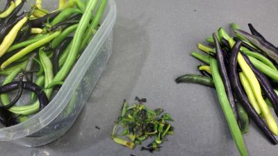 Sauté de potimarron et légumes - 1.3
