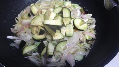 Sauté de potimarron et légumes - 6.1