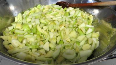 Compote de pommes aux citrons verts - 3.1