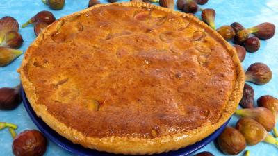Image : Part de tarte à la semoule