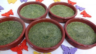 Légumes : Flans de batavia