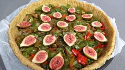 Clafoutis aux piments doux - 5.2