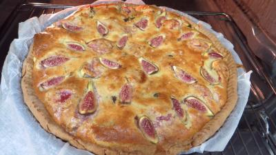 Clafoutis aux piments doux - 8.1