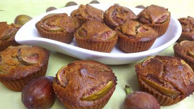 Desserts : Moelleux aux figues