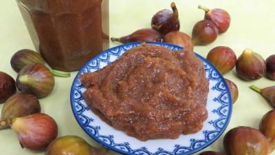 Les grands classiques : Compote de figues aux épices