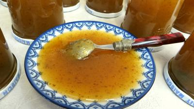 Recette Gelée de poires