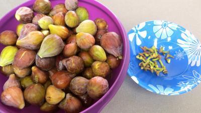 Chutney de figues aux cacahuètes - 1.2