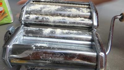 Tagliatelles fraîches à la farine complète - 3.1