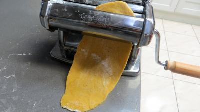 Tagliatelles fraîches à la farine complète - 4.2