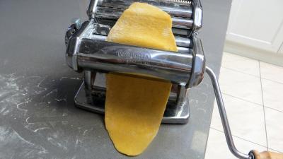 Tagliatelles fraîches à la farine complète - 4.4