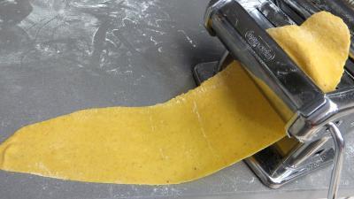 Tagliatelles fraîches à la farine complète - 5.2