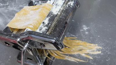 Tagliatelles fraîches à la farine complète - 6.1