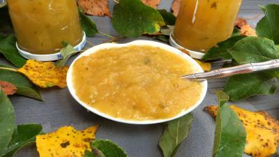 Les grands classiques : Compote de pommes à la stévia pour diabétiques