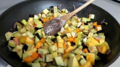 Polenta aux légumes - 6.2
