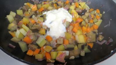 Polenta aux légumes - 6.4