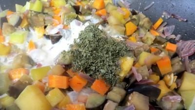 Polenta aux légumes - 7.2