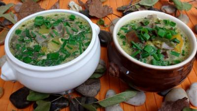 Soupes & potages : Soupe de potimarron