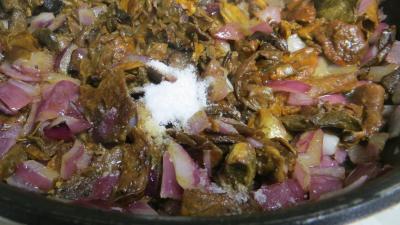Gratin de pommes de terre aux cèpes - 4.4