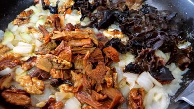 Clafoutis aux champignons - 4.2