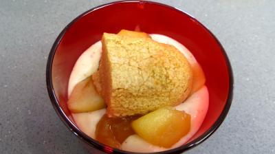 Tiramisu aux pommes - 10.3