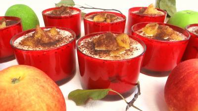 Recette Tiramisu aux pommes