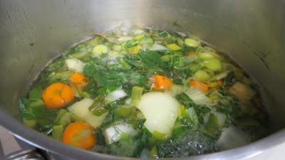 Bouillon de légumes d'automne - 7.2