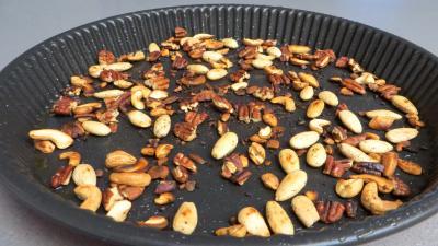 Clafoutis aux pommes et châtaignes - 2.1