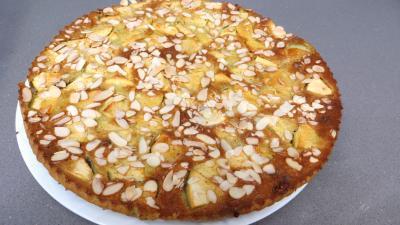 Clafoutis aux pommes et châtaignes - 5.3