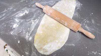 Tagliatelles fraîches à la farine de seigle - 4.3