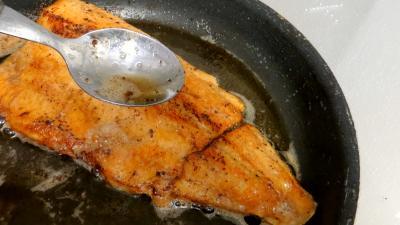 Salade au saumon - 4.3