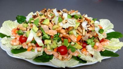 Salade au saumon - 5.2