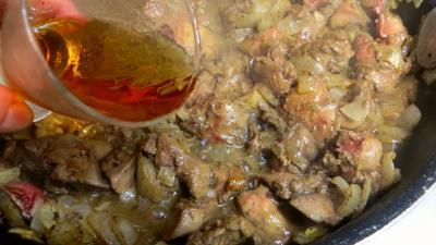 Mousse de foies de volaille - 4.3