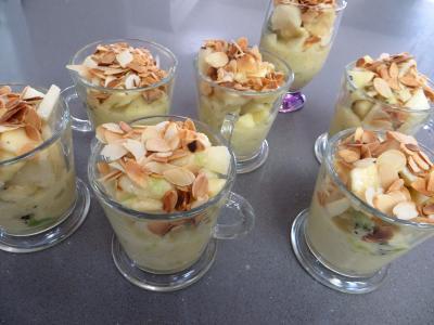 Salade de fruits à la stévia pour diabétiques - 5.2