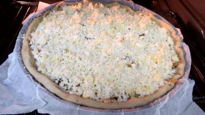 Pizza à l'agneau - 8.1