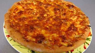 Pizza à l'agneau - 8.3