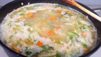 Soupe de crevettes - 5.4
