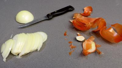 Omelette farcie aux champignons - 1.1