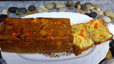 Cake au poivron - 6.4