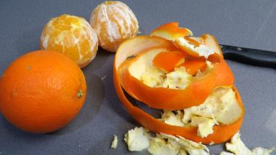 Salade d'oranges aux pruneaux - 1.1
