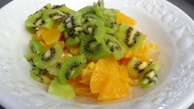 Salade d'oranges aux pruneaux - 2.3