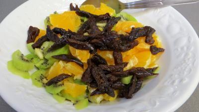 Salade d'oranges aux pruneaux - 3.1