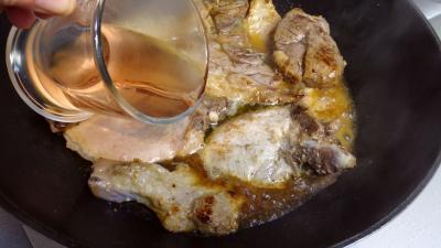 Côtes de porc au cidre rosé - 2.3