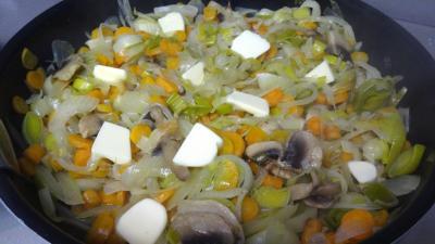 Tranches de gigot aux carottes - 6.4