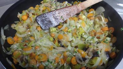 Tranches de gigot aux carottes - 7.2